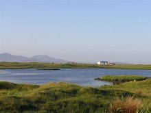 Isle Of Benbecula, Lochan on Benbecula, Inverness-shire © Frances Watts